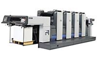 オフセット印刷機RYOBI 754